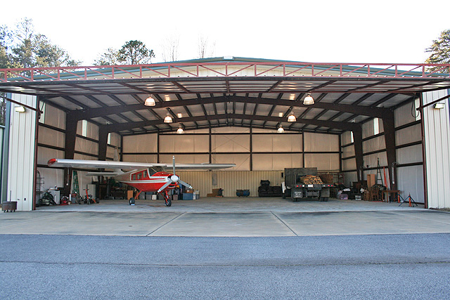 hangar for sale North Georgia