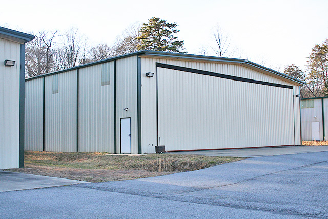 Lumpkin County hangar for sale