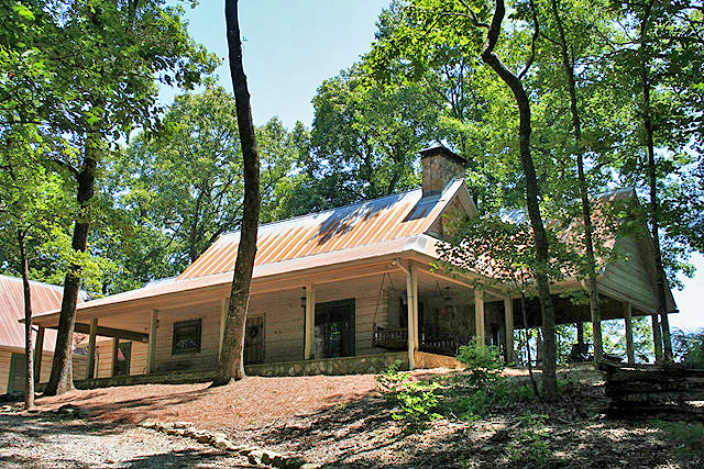 Georgia waterfall property for sale